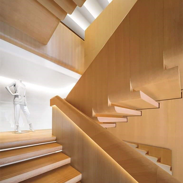 two level stairs
