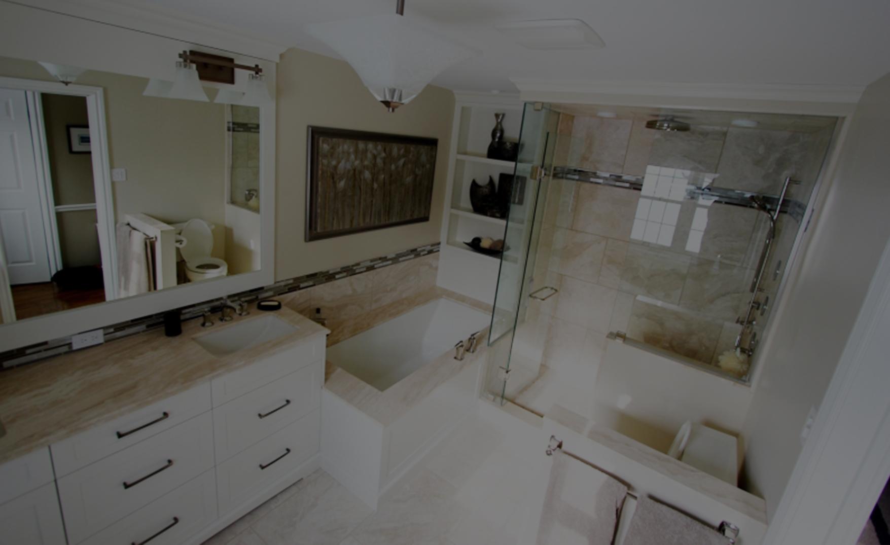 UI Construction Bathroom Remodel